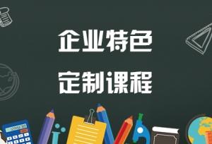 企业特色定制课程