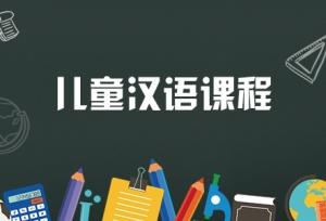 对外汉语儿童汉语课程